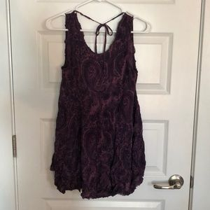 Ecote XS trapeze dress EUC
